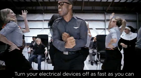 Virgin America Brings New Meaning to 'Safety Dance'