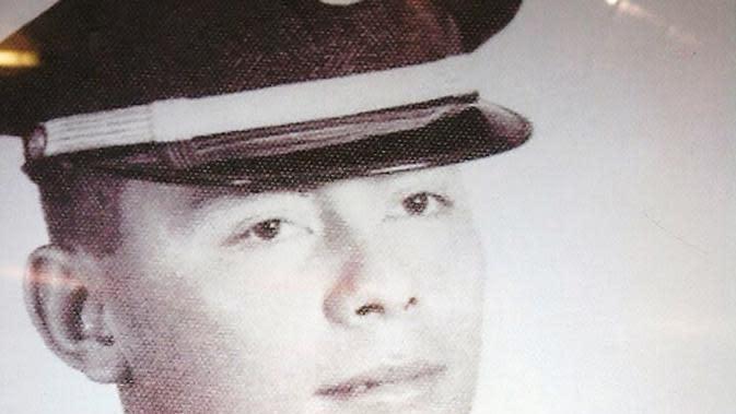 Kapten Anumerta Pierre Tendean, Pahlawan Revolusi Paling Menawan | Via: kaskus.co.id