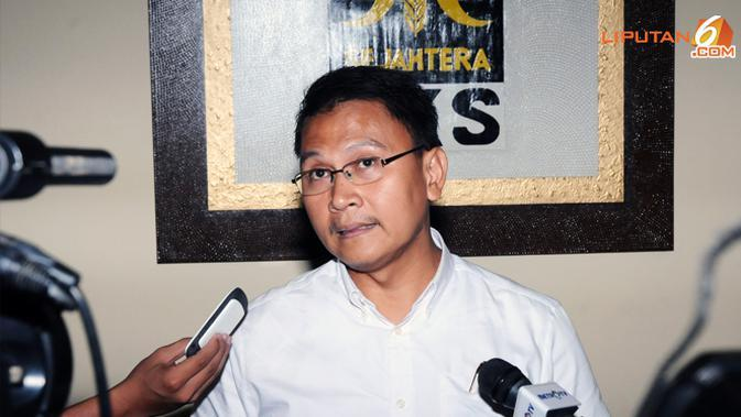 Politikus PKS Mardani Ali Sera