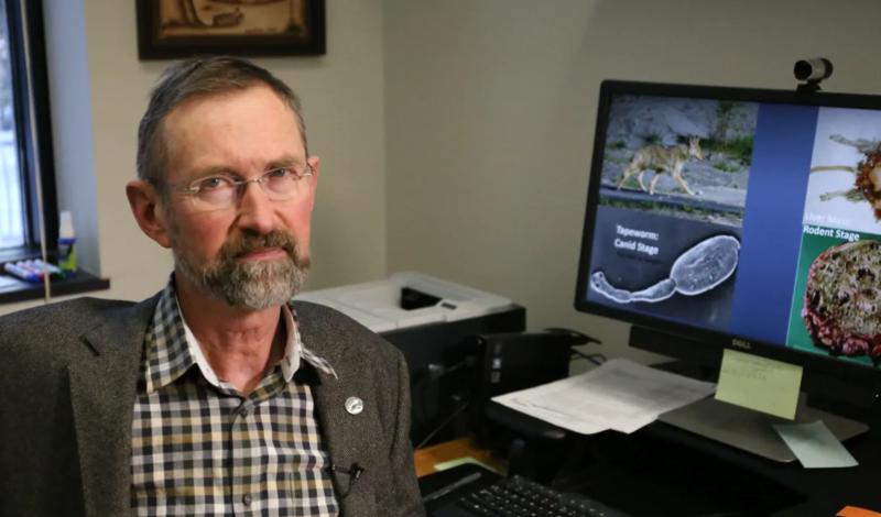 Dr. Stan Houston. Image via CBC.