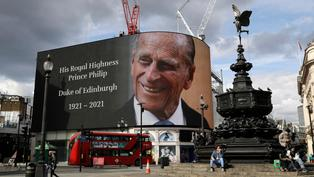 World leaders react to the death of Prince Philip