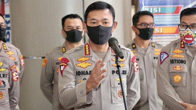 Kapolri Idham Azis: Semua yang Terlibat Kasus Djoko TJandra Kami Sikat