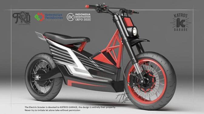 Mengintip Spesifikasi Suzuki Ignis Modifikasi dan Motor Listrik IMX 2020