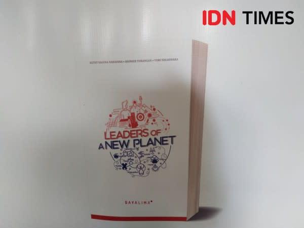Bangun Kepemimpinan, Dayalima Luncurkan BukuLeaders of a New Planet