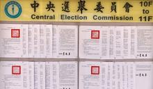 中選會:反萊豬等4公投8月28日投票