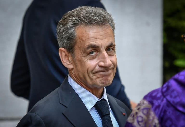 France's former president Sarkozy in racism row