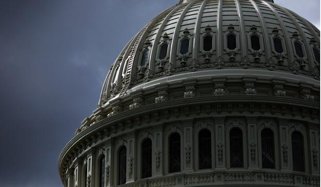 The US Congress passed the Hong Kong Human Rights and Democracy Act in November. Photo: Reuters