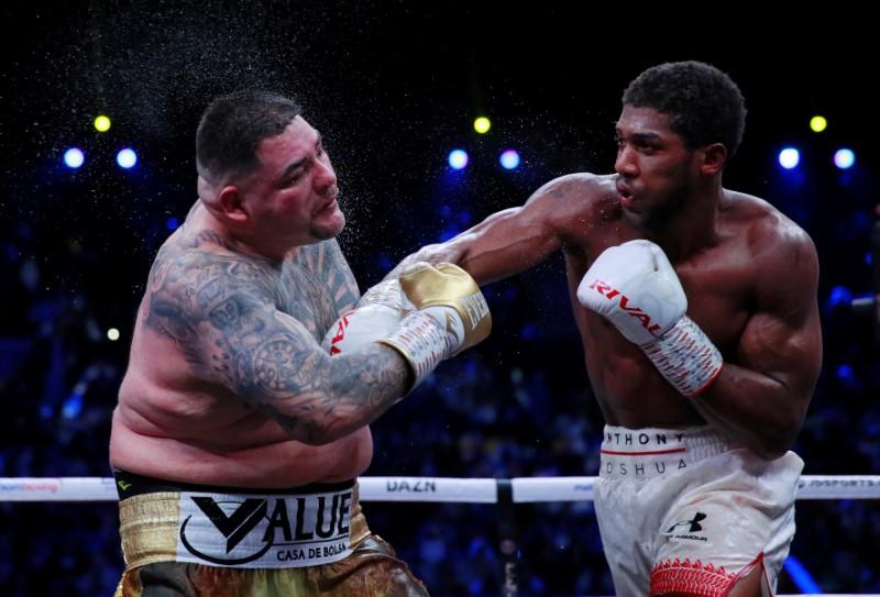 FILE PHOTO: Andy Ruiz Jr v Anthony Joshua - IBF, WBA, WBO & IBO World Heavyweight Titles