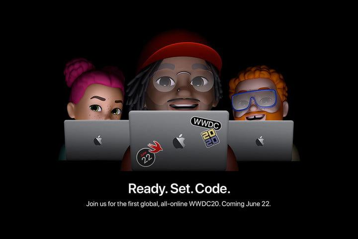 Apple's WWDC 2020 promotional imagery