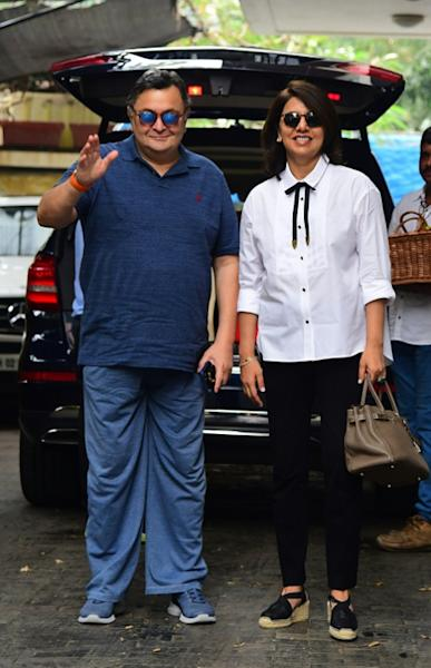 He was frequently cast opposite actress Neetu Singh, who he later married