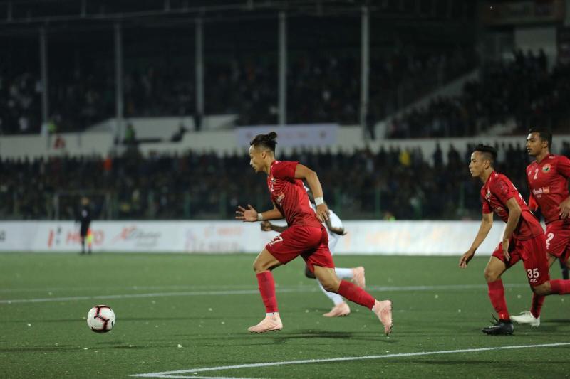 Lajong vs Aizawl Aiban