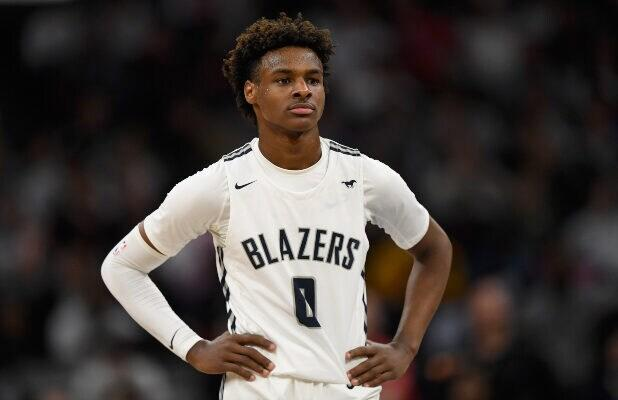 LeBron James' Son Bronny Joining FaZe Clan Is Met With Mixed Reactions From Gamers