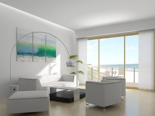 رحلة مصمم ديكور في عالم الواني beach_house_interior