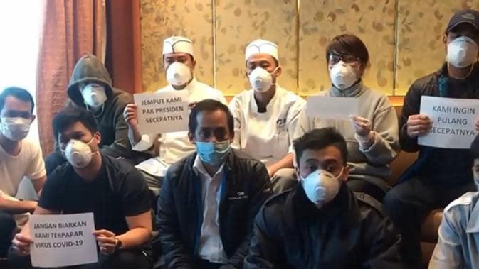 Pesan Menteri Retno untuk Tim Penjemput WNI di Kapan Diamond Princess