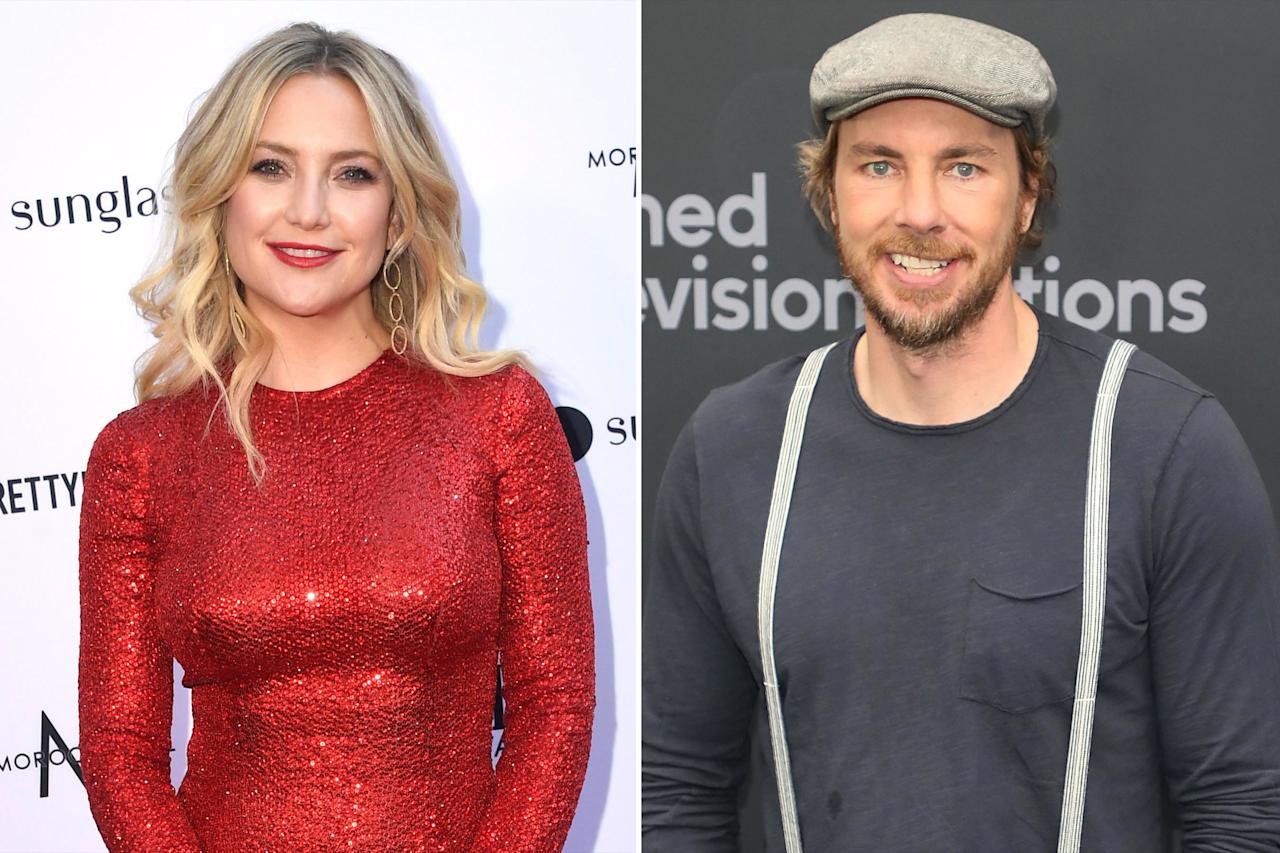 "<strong>""It was a lot fast. I was not ready for what Dax — It was so much fun, it got hot fast … and I wasn't prepared.""</strong>  — Kate Hudson, <a href=""https://people.com/movies/kate-hudson-dax-shepard-recall-former-romance-breakup/"">getting candid about her 2007 whirlwind romance with Dax Shepard</a> and why they ultimately split, on Shepard's podcast <em>Armchair Expert</em>"