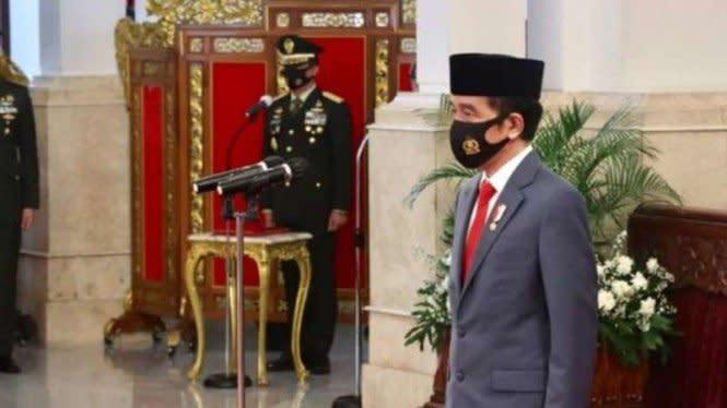 Jokowi Peringatkan TNI Ancaman Perang Siber dan Biologi