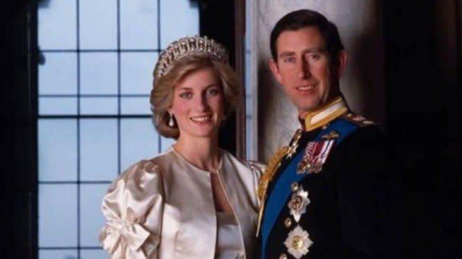 Pilu, Putri Diana Sebut Pangeran Charles Minim Kasih Sayang