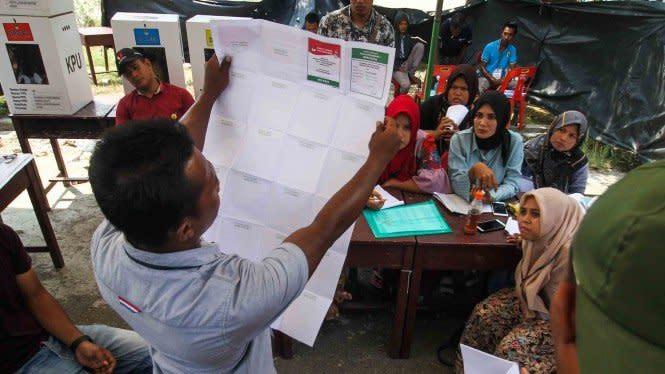 KPU Sulteng Perlu 44.100 Petugas KPPS dan Linmas 12.600 Orang