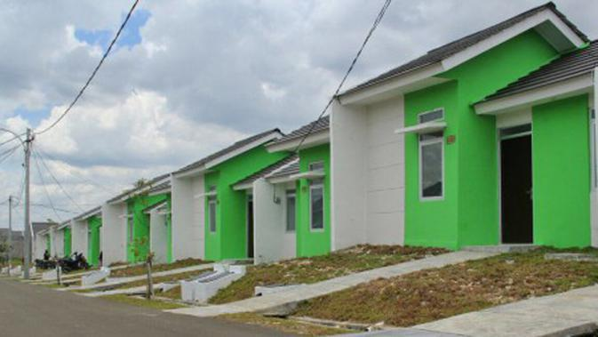 Unit rumah di Citra Maja Raya, Kabupaten Lebak.