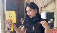 韓國女藝人金素妍SNS發佈近照吸引粉絲目光