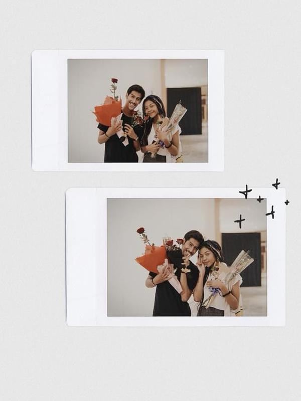 Zsa Zsa 'Si Cemong' dan Kekasih (Sumber: Instagram/rickymashadi