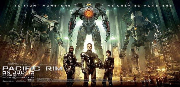 3 Tweets: Summing Up 'Pacific Rim' in 140 Characters or Less