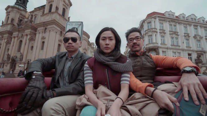 Band Ini Syuting di 3 Negara di Eropa Demi 'Senja'