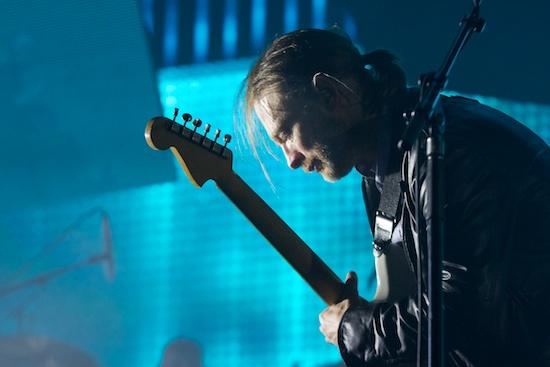 Bonnaroo 2012 Friday: Radiohead Tease Jack White Collabo & More