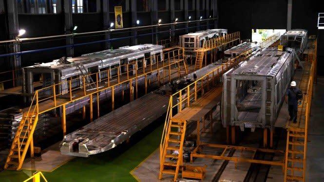 Go International, INKA Dapat Lagi Proyek Kereta di Kongo
