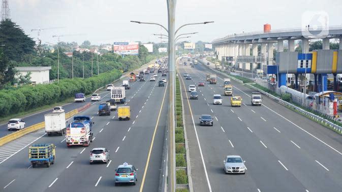 4 Hari Usai Lebaran, Jasa Marga Catat 234 Ribu Kendaraan Menuju Jakarta