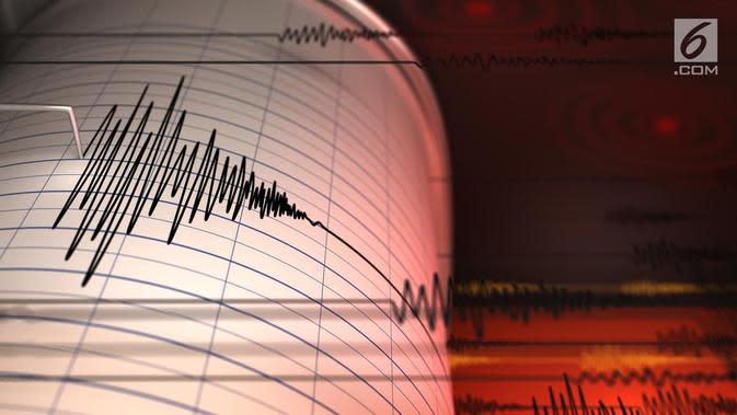 BMKG: Getaran Gempa Bogor Sudah Terjadi 76 Kali Sejak 10 Agustus 2019