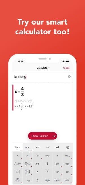 best educational apps photomath 3