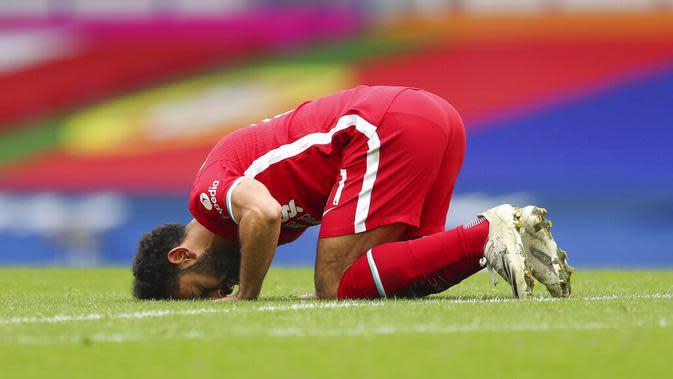 Superstar: Mohamed Salah, Saat yang Tepat Jadi Legenda Liverpool