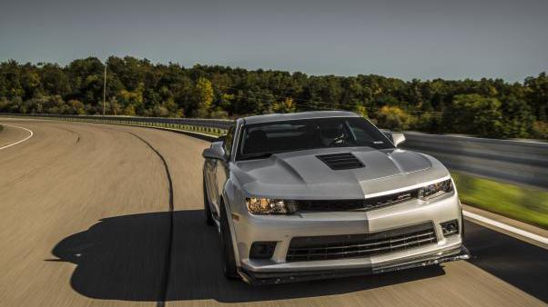 2014 Chevy Camaro Z/28 priced at $75,000 — and it's worth every buck
