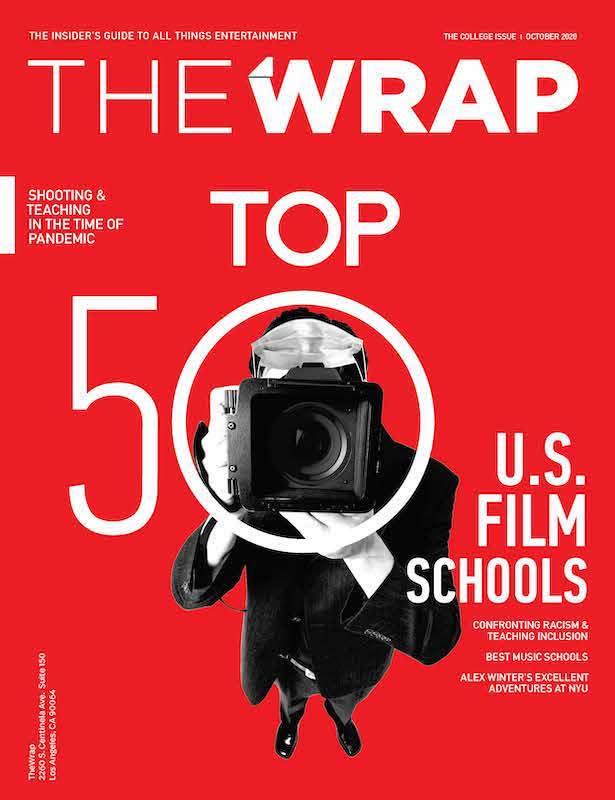 College Wrap magazine