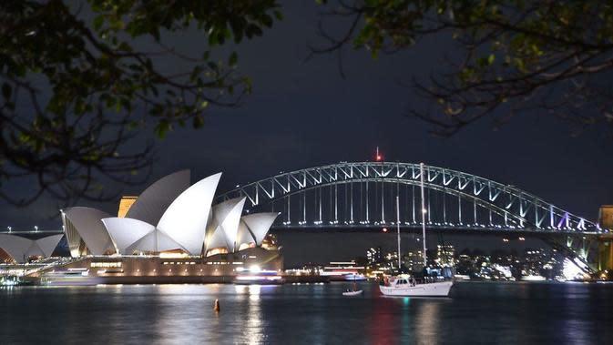 Harbour Bridge and Opera House. (Foto: BBC.com)