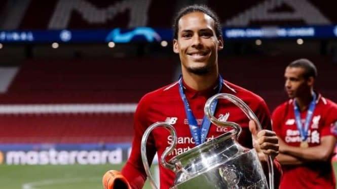 Ingin Dikenang Sebagai Legenda Liverpool