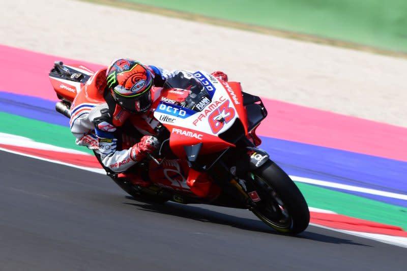 Bagnaia gabung tim pabrikan Ducati untuk MotoGP 2021