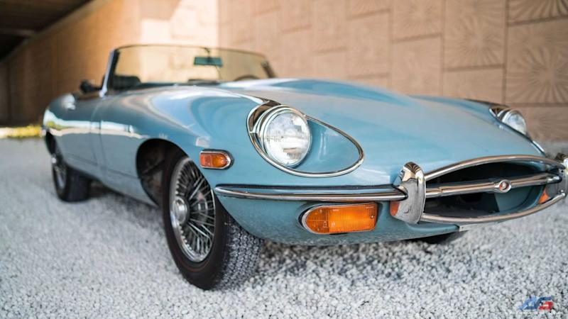 Survivor 1970 Jaguar E-Type Will Put A Smile On Your Face