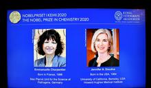 法美學者摘化學獎 諾貝爾科學獎項首頒給全女性組合