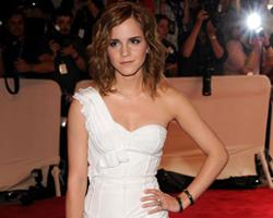 Emma Watson 'Emotional' Over Being A Millionaire