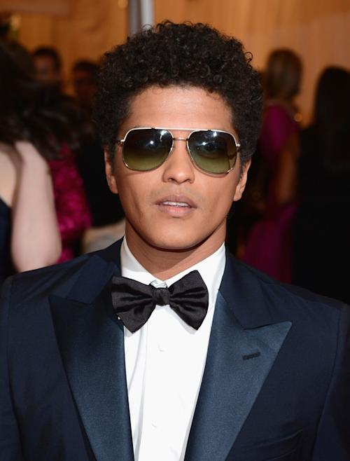 Bruno Mars Speaks Out on His Mother's Death