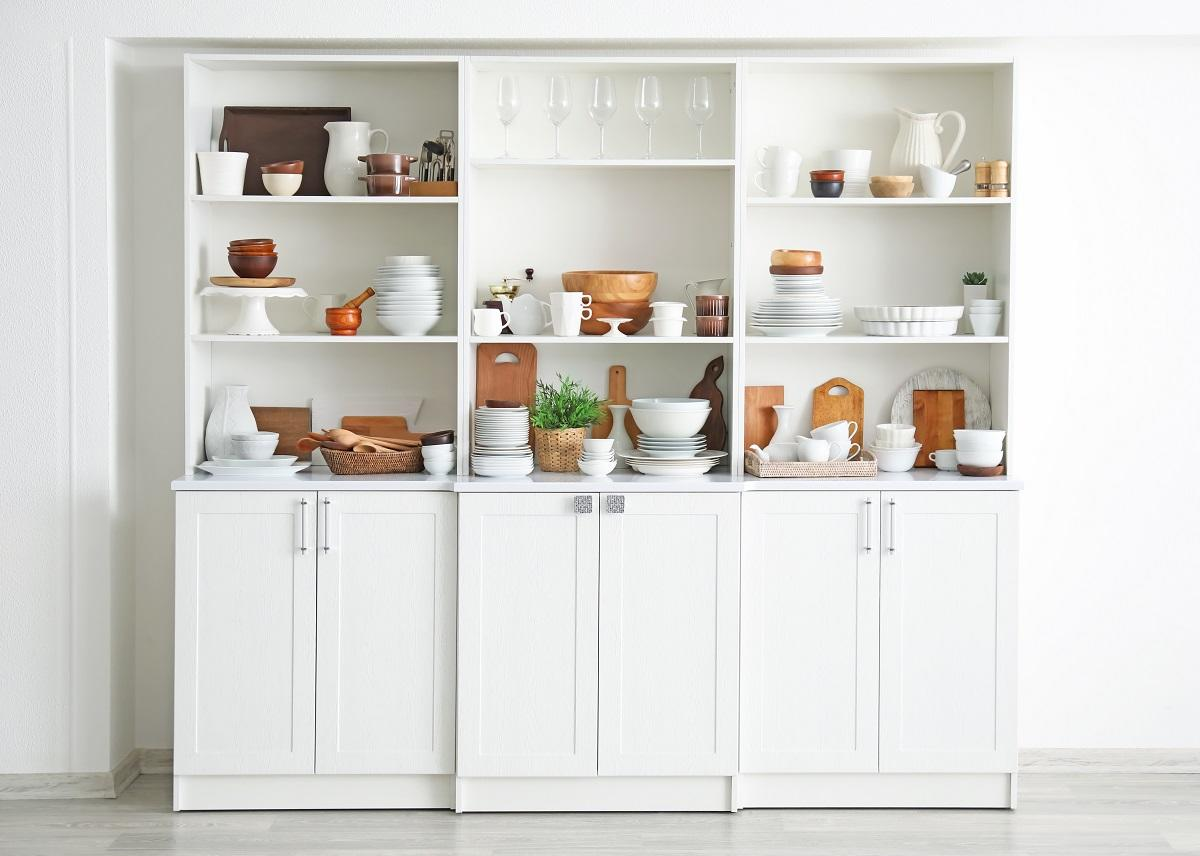 """There's a reason your lower cabinets are lifted and protrude slightly—and it's not just aesthetic. This area, called a toe kick, allows you to stand closer to the counter while you're cooking, explains <strong>Jason Pickens</strong>,designer and host of HGTV.com's<a href=""""https://www.hgtv.com/profiles/talent/j-pickens"""" target=""""_blank""""><em>The Work Around</em></a>.  """"It's just enough when combined with your countertop overhang to keep you from having to lean your upper body forward while working. At the same time, it also raises the doors of the cabinets off the ground so they can swing over your toes,"""" Pickens explains. And if you want to make over your cooking space, start with these <a href=""""https://bestlifeonline.com/small-kitchen-tips/?utm_source=yahoo-news&utm_medium=feed&utm_campaign=yahoo-feed"""" target=""""_blank"""">27 Best Ways to Upgrade Your Kitchen, According to Experts</a>."""