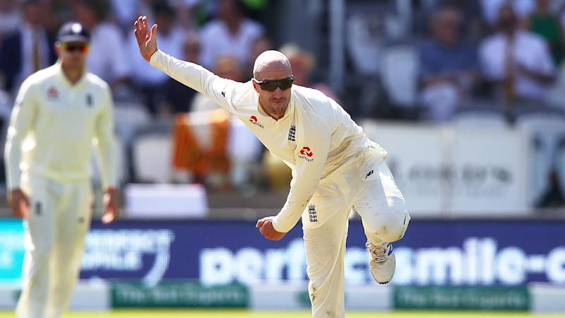 Jack Leach comes in to replace Moeen Ali for the second Test squad.