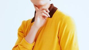 韓國藝人 柳俊烈為時裝雜誌環保特刊拍寫真