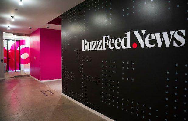 Buzzfeed Sets First-Look Scripted TV Deal With Universal Television