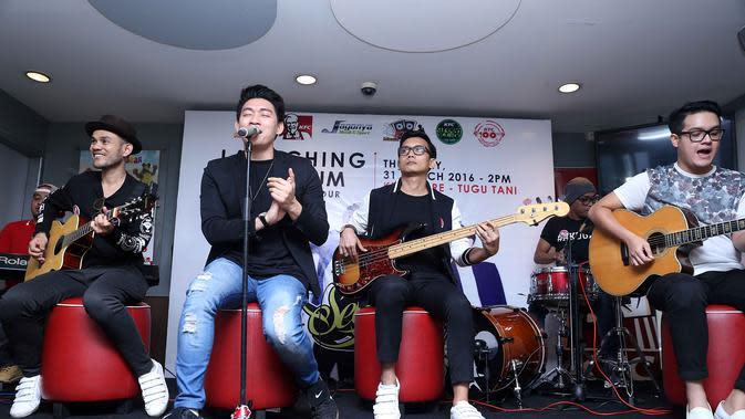 Group band Seventeen. (Nurwahyunan/Bintang.com)