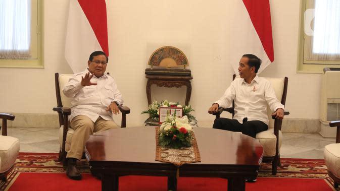 Hadiri Rapim Kemhan, Ini 3 Pesan Jokowi untuk Menhan Prabowo Subianto