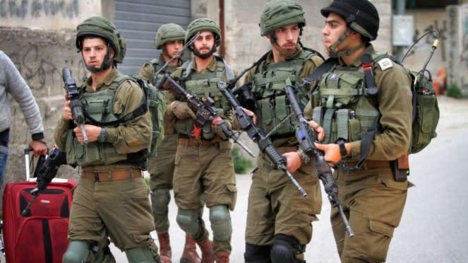 VIVA Militer: Tentara Pasukan Pertahan Israel (IDF)