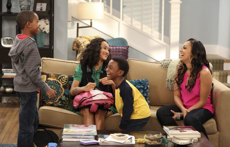 TV Review: 'Instant Mom'